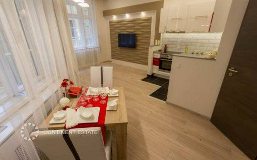 Трехкомнатная квартира на продажу в Венгрии (Центральная Венгрия — Pest — Budapest, 5-й район)