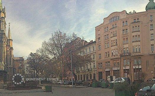 Апартаменты в старинном здании на продажу в Венгрии (Центральная Венгрия — Пешт — Будапешт, 9-й район)