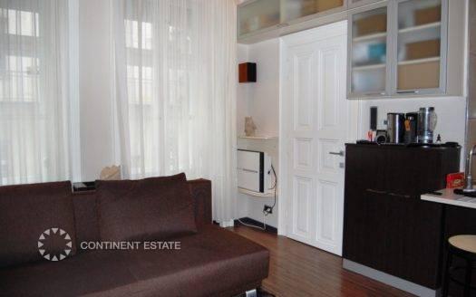 Квартира-студия на продажу в Венгрии (Центральная Венгрия — Пешт — Будапешт, 5 район)