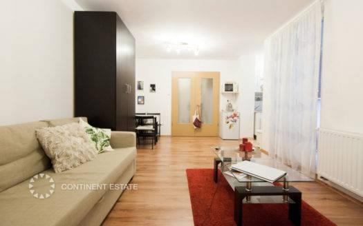 Однокомнатная квартира на продажу в Венгрии (Центральная Венгрия — Pest — Budapest, 6-й район)