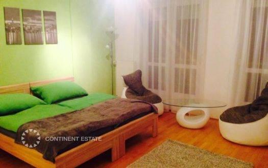 Однокомнатная квартира на продажу в Венгрии (Центральная Венгрия — Пешт — Будапешт, 7-й район)