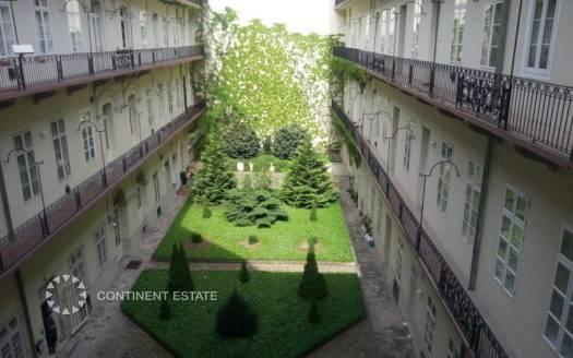 Двухкомнатная квартира на продажу в Венгрии (Центральная Венгрия — Пешт — Будапешт, 6-й район)