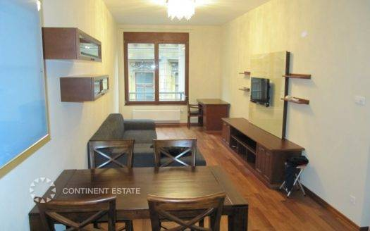 Двухкомнатная квартира на продажу в Венгрии (Центральная Венгрия — Пешт — Будапешт, 7-й район)