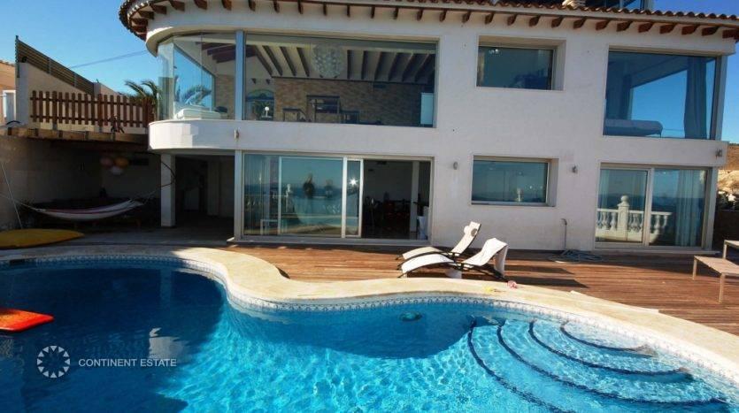 Испания недвижимость побережье купить