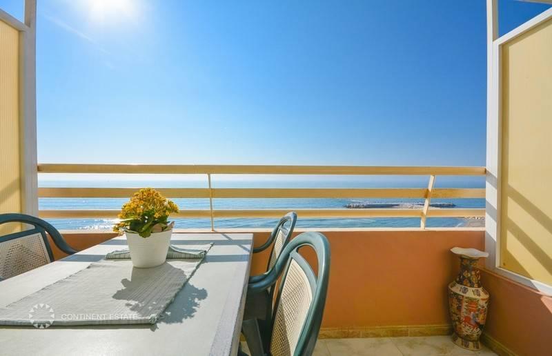 Апартаменты с видом на море в Испании - Фуэнхирола