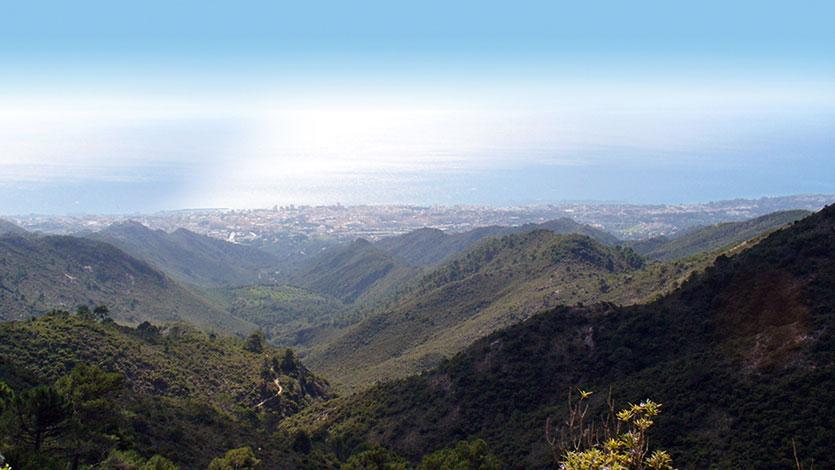 Популярные курорты и урбанизации Михас Коста (Mijas Costa)