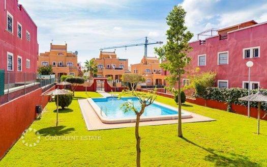 Пентхаус в аренду в Испании (Побережье Коста Бланка, Ориуэла Коста — Los Altos)