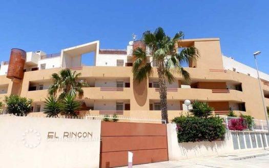 Квартира недалеко от пляжа в аренду в Испании (Побережье Коста Бланка, Ориуэла Коста — Playa Flamenca)