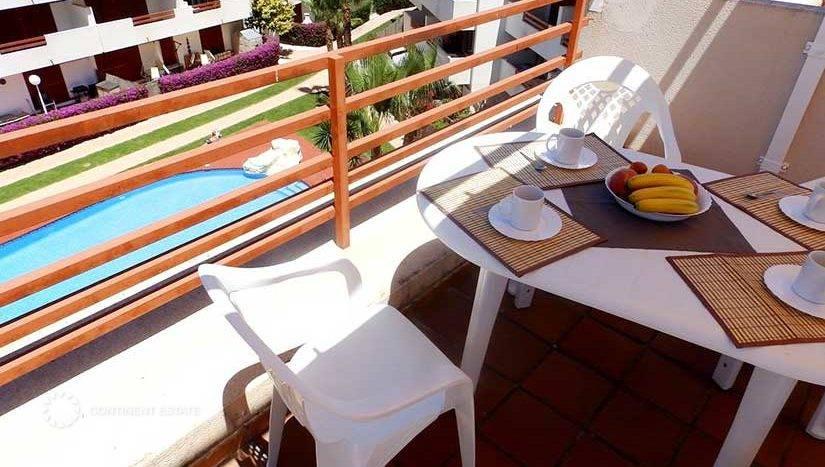 Квартира в аренду в Испании (Побережье Коста Бланка, Ориуэла Коста — Playa Flamenca)