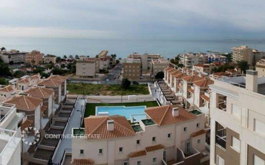 Квартира близко к морю на продажу в Испании (Коста Бланка — Santa Pola)
