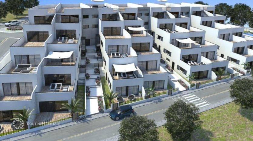 Квартира в новостройке на продажу в Испании (Коста Бланка, Санта Пола — Gran Alacant)