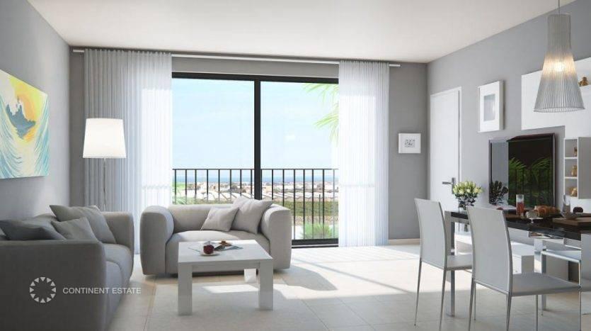 Апартамент недалеко от моря на продажу в Испании (Коста Бланка — Pilar de la Horadada)