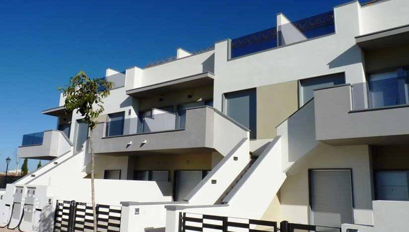 Квартира в новостройке на продажу в Испании (Коста Бланка — Pilar de la Horadada)