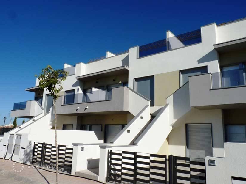 Виды жилья в испании