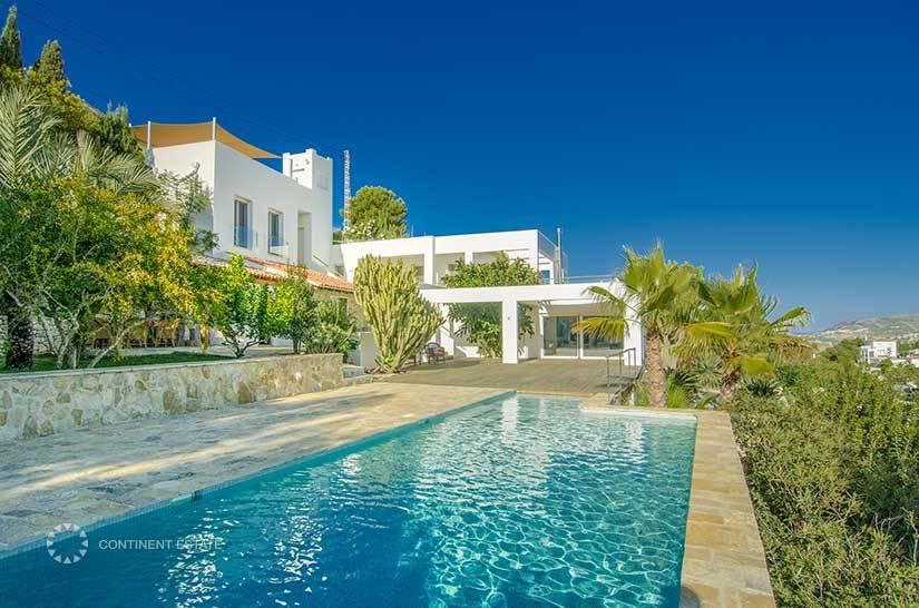 Элитная недвижимость в испании на коста бланка погода