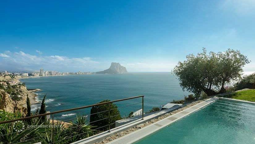 Эксклюзивная вилла на продажу в Испании (Побережье Коста Бланка — Calpe)