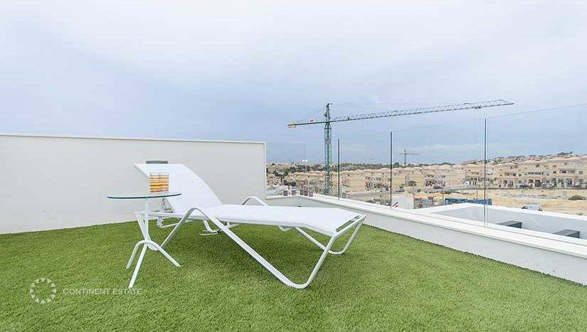 Новая вилла на продажу в Испании (Побережье Коста Бланка — Villamartin)