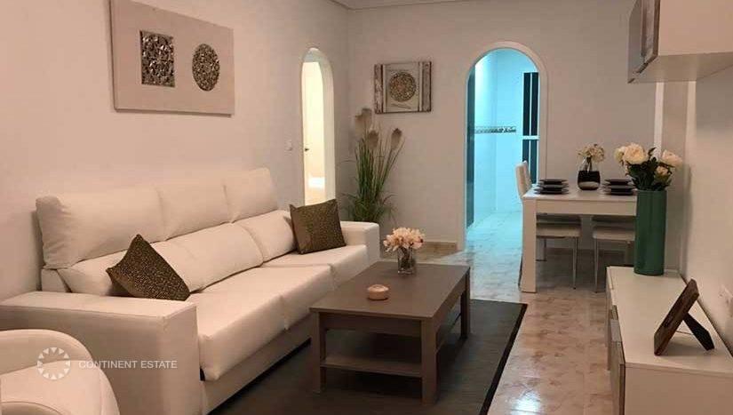 Апартамент рядом с пляжем на продажу в Испании (Коста Бланка — La Marina)