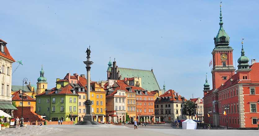 Старый город - Варшава