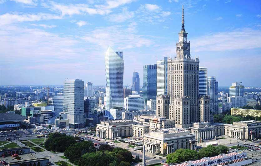 Варшава (Warszawa), Польша