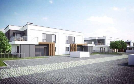 Дом в новостройке на продажу в Польше (Нижнесилезское воеводство, город Вроцлав — Wroclaw)