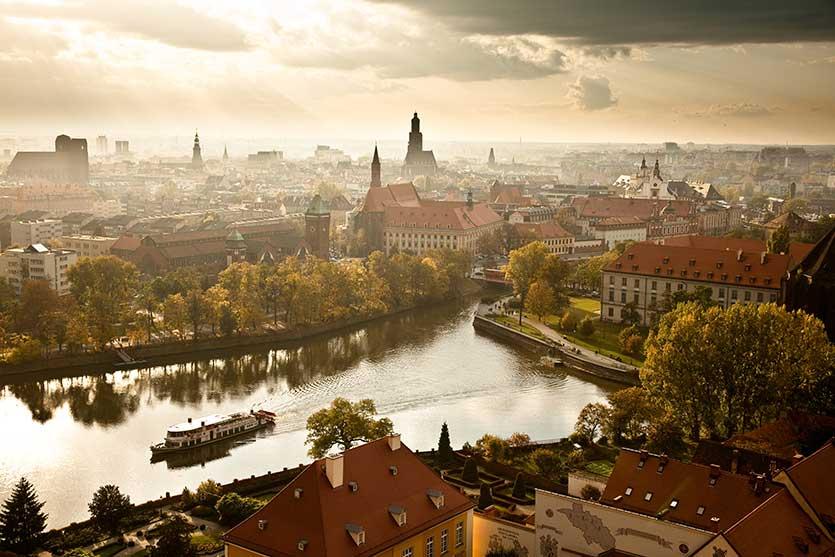 Вроцлав (Wroclaw), Польша