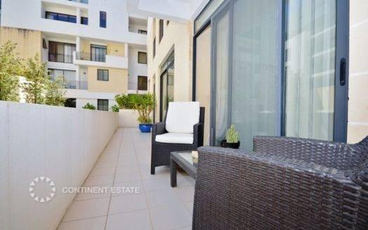 Апартамент недалеко от пляжа на продажу на Мальте (Центральный регион — Tas-Sliema)