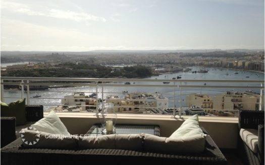 Апартамент недалеко от моря на продажу на Мальте (Центральный регион — Tas-Sliema)
