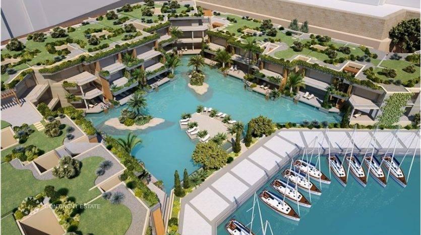 Новый апартамент недалеко от моря на продажу на Мальте (Центральный регион — Saint Julian's)