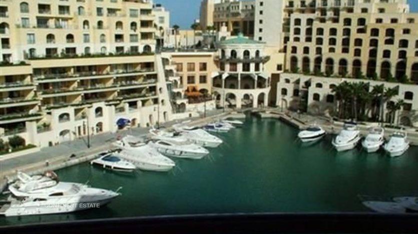 Пентхаус в престижном районе на продажу на Мальте (Центральный регион — Saint Julian's)