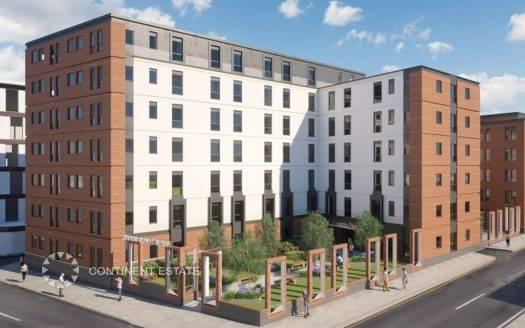 Инвестиционные квартиры в новостройке на продажу в Великобритании (Англия, Ливерпуль — Комплекс X1 Liverpool One)