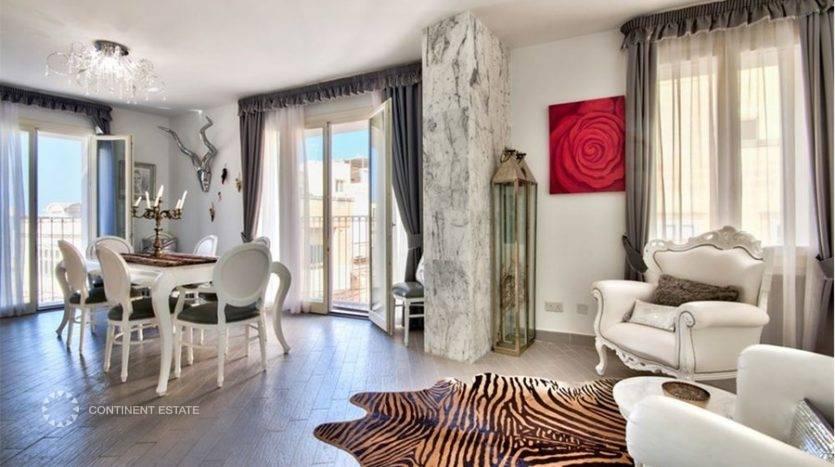 Апартамент недалеко от набережной на продажу на Мальте (Центральный регион — Tas-Sliema)