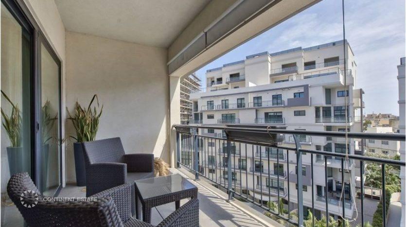 Апартамент в престижном районе на продажу на Мальте (Центральный регион — Saint Julian's)