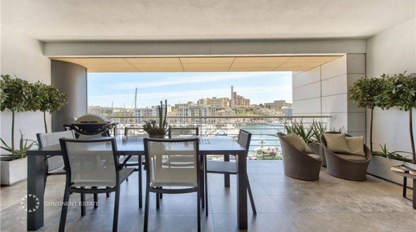 Апартамент рядом с морем на продажу на Мальте (Центральный регион — Tashbiesh)