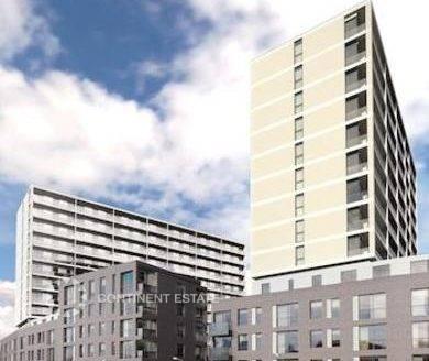 Инвестиционные квартиры на продажу в Великобритании (Англия, Манчестер — Комплекс Angelgate)