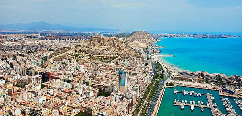 Аликанте (Alicante) – Побережье Коста Бланка