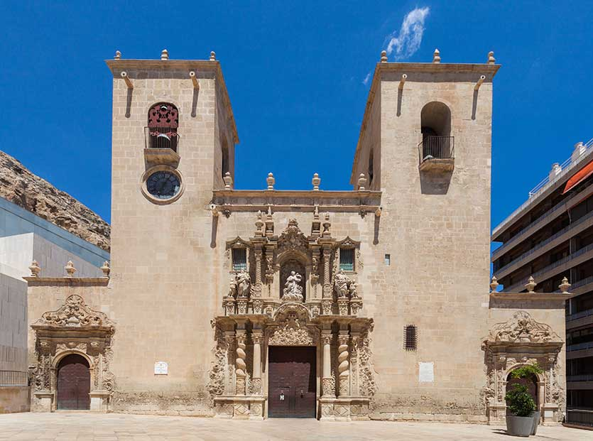 Базилика Санта-Мария, Аликанте (Basilica de Santa Maria)