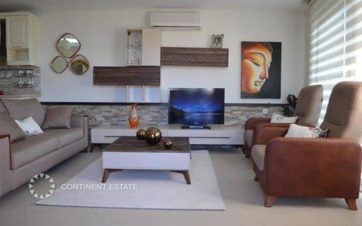 Апартамент недалеко от моря на продажу в Турции (Анталия — Алания (район Авсаллар) — Alanya)