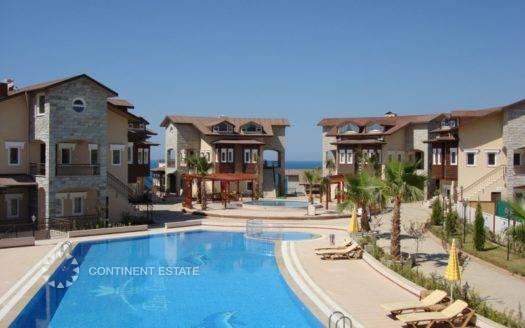 Новая квартира недалеко от пляжа на продажу в Турции (Анталия — Алания (район Авсаллар) — Alanya)
