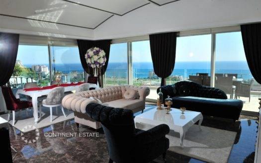 Апартамент недалеко от моря на продажу в Турции (Анталия — Алания (район Конаклы) — Alanya)