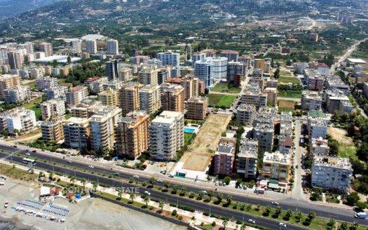 Квартира рядом с пляжем на продажу в Турции (Анталия — Алания (район Махмутлар) — Alanya)
