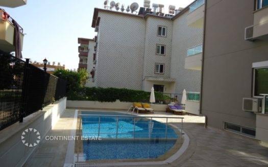 Квартира недалеко от моря на продажу в Турции (Анталия — Алания (район Оба) — Alanya)