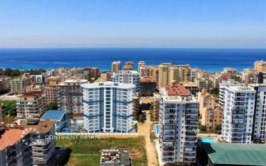 Двухэтажный пентхаус недалеко от пляжа на продажу в Турции (Анталия — Алания (район Махмутлар) — Alanya)
