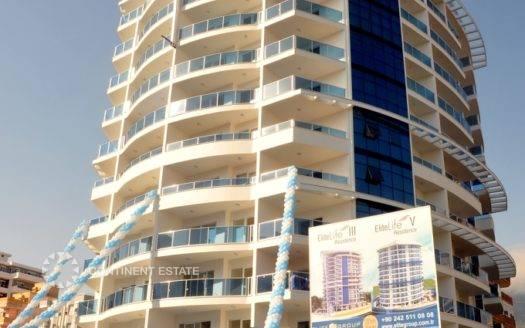 Квартира недалеко от моря на продажу в Турции (Анталия — Алания (район Махмутлар) — Alanya)