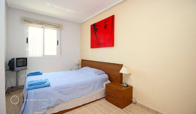 Квартира в аренду в Испании (Побережье Коста Бланка — Benidorm)