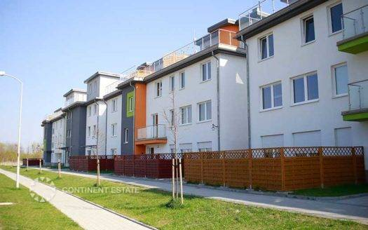 Новая двухэтажная квартира на продажу в Польше (Нижнесилезское воеводство, город Вроцлав — Wroclaw)