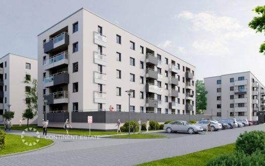 Квартира в новостройке на продажу в Польше (Нижнесилезское воеводство, город Вроцлав — Wroclaw)