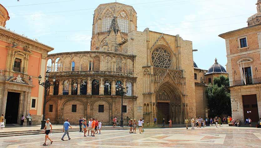 Кафедральный Собор, Валенсия