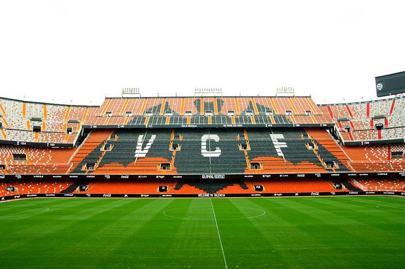 Стадион команды – Месталья, Валенсия