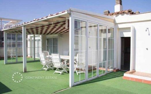 Двухэтажная квартира недалеко от моря на продажу в Испании (Коста Дорада — Salou)